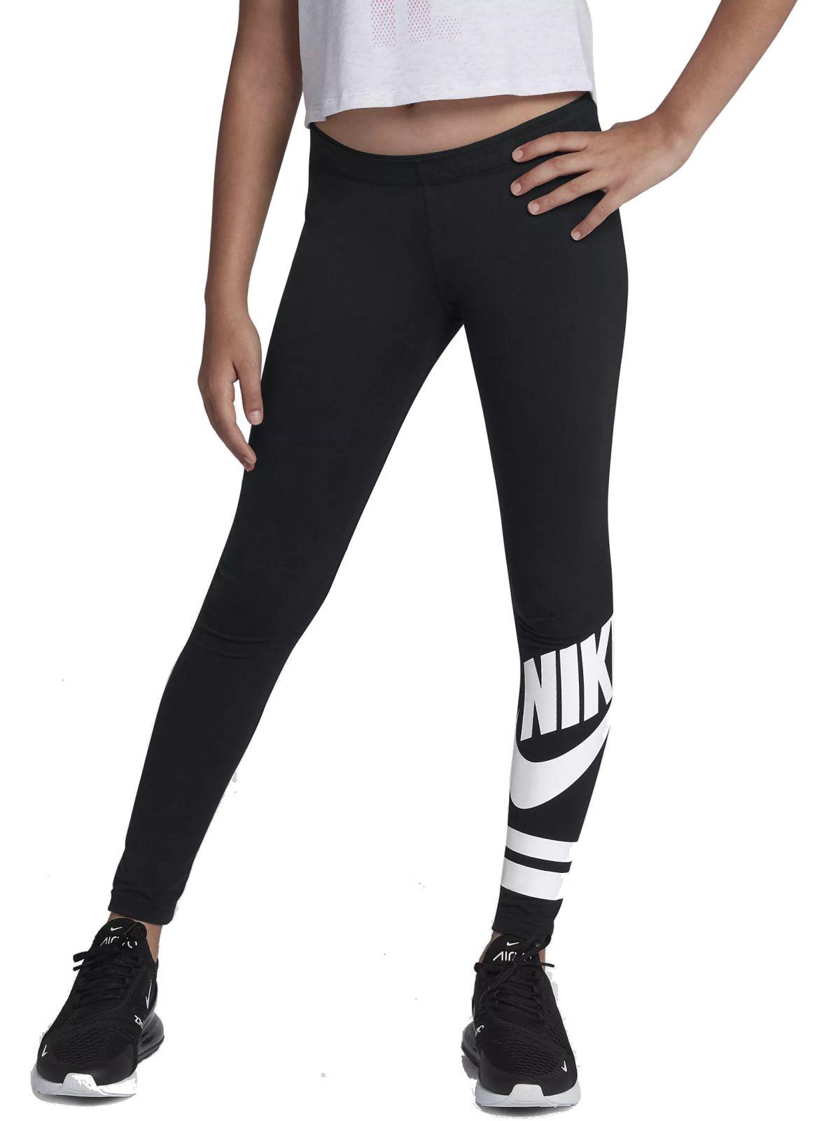 Leggings G Trainingshose Schwarz Leggings Fitnesshose