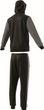 adidas Performance Herren Trainingsanzug Cotton Energize Tracksuit 3S schwarz Bild 5