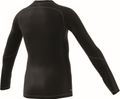 adidas Performance Kinder AlphaSkin Sport Climawarm Long Sleeve schwarz Bild 2