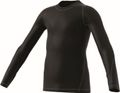 adidas Performance Kinder AlphaSkin Sport Climawarm Long Sleeve schwarz Bild 1