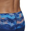 adidas Performance Herren Badehose placed graphic boxer adizero blau orange Bild 4