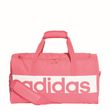adidas Performance Sporttasche LINEAR PERFORMANCE DUFFEL BAG S  pink