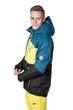 CNSRD Herren Top Modische Snowboard- / Skijacke Freizeitjacke Luke Jacket smaragd Bild 2