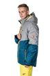 CNSRD Herren Top Modische Snowboard- / Skijacke Freizeitjacke John Jacket smaragd Bild 2