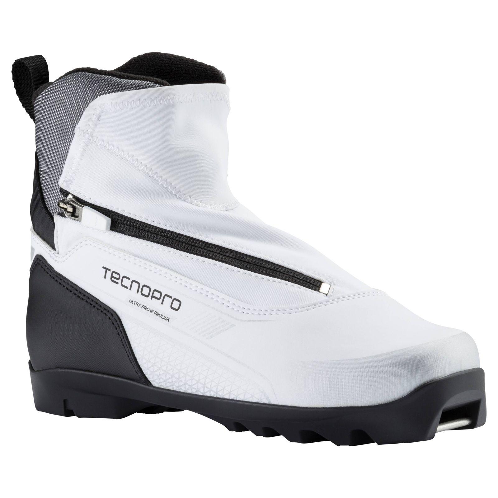 Tecno Pro Ladies Cross Country Ski Boots Ultra W Prolink