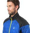 Spyder Herren Funktions Primaloft Jacke Glissade Insulator Jacket blau Bild 4