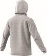 adidas Herren Freizeit Kapuzen Sweatshirt Must Haves Badge of Sport Hoodie grau Bild 5