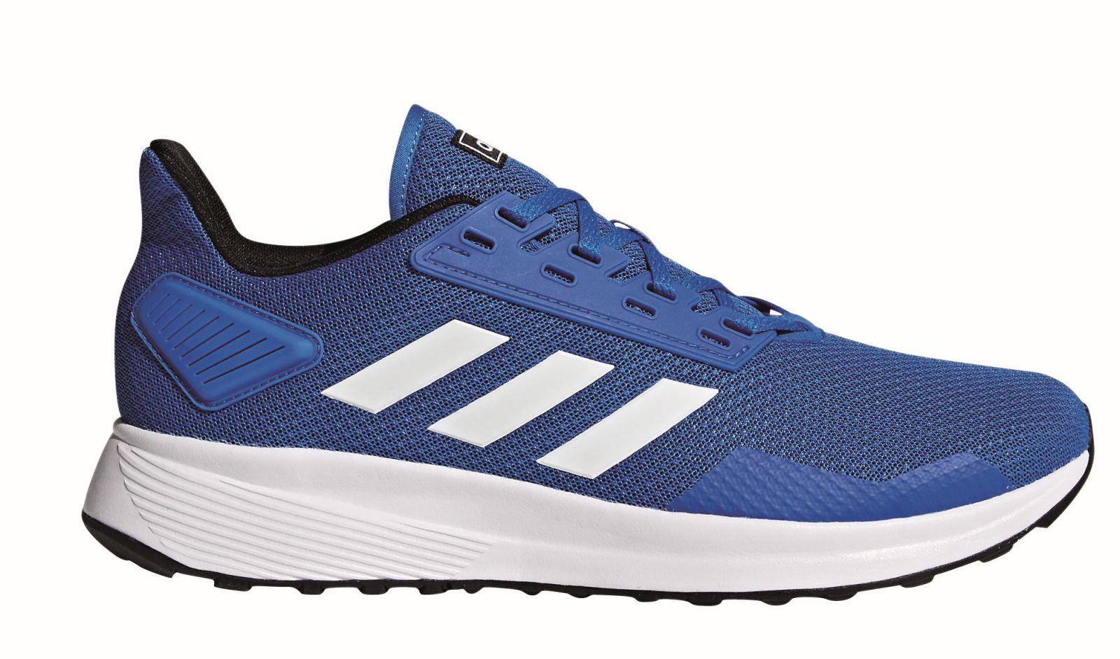 Herren Performance Laufschuh zu 9 Details adidas Running Schuh Duramo blau DHE29IWY