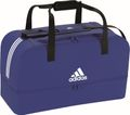 adidas Performance Sporttasche TIRO DUFFEL BOTTOM COMPARTMENT L blau weiß