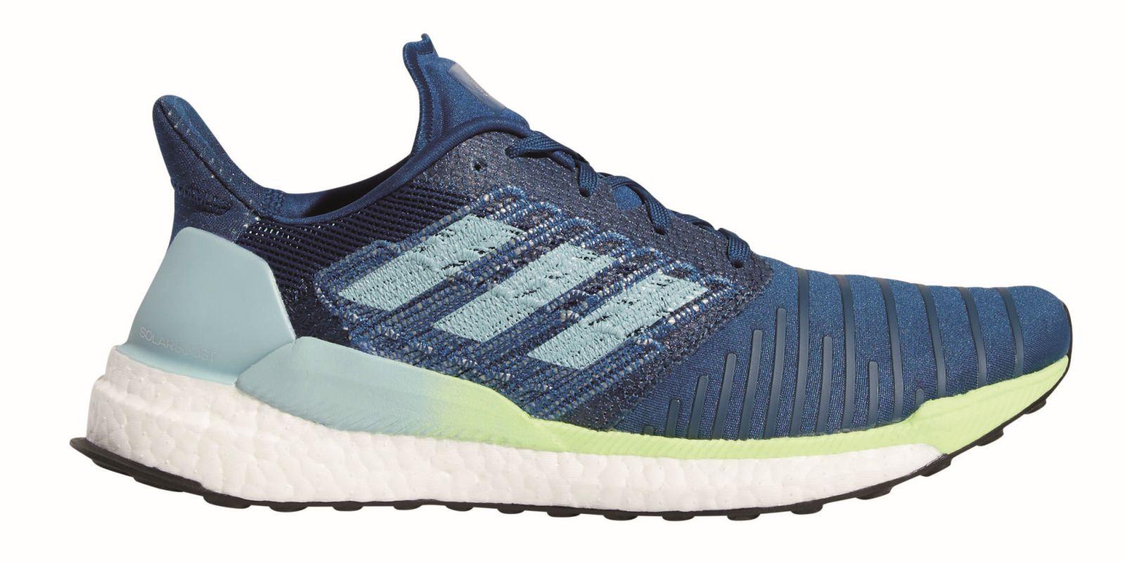 adidas Performance Herren Laufschuh SOLAR BOOST M marine blau