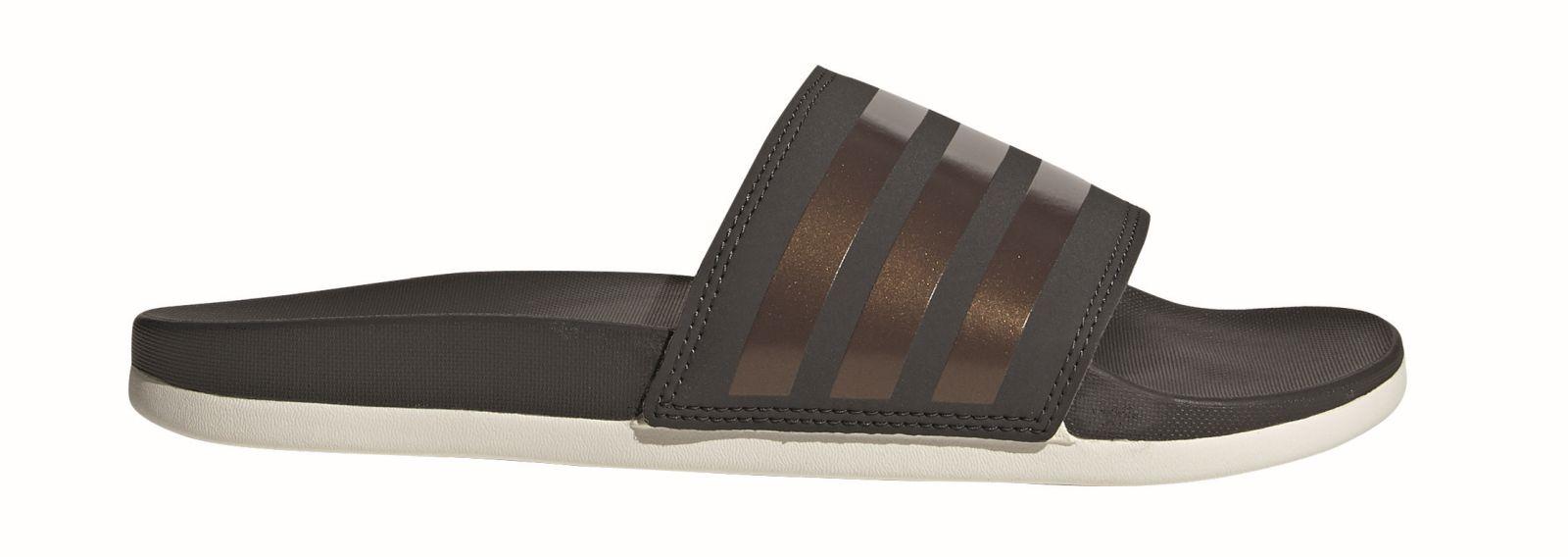 sports shoes 1560c 0add7 adidas Performance Herren Badelatschen Adilette Comfort grau