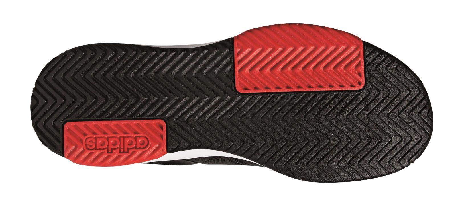 Details zu adidas Performance Herren Tennis Schuh Tennischuh COURTSMASH schwarz