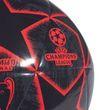 adidas Performance Trainings und Spielball Fussball UCL Finale M Capitano schwarz rot Bild 2