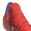 adidas Performance Kinder Fussball Nocken Schuh X 18.3 FG J rot blau Bild 4