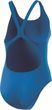 adidas Performance Damen Badeanzug athly v 3 stripes swimsuit blau Bild 5