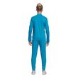 adidas Perfomance Damen Fitness Trainingsanzug Back2Basics 3 Stripes Tracksuit blau Bild 3