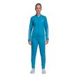 adidas Perfomance Damen Fitness Trainingsanzug Back2Basics 3 Stripes Tracksuit blau
