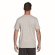 adidas Performance Herren Sport Baumwoll T-Shirt Must Haves Tee grau Bild 3