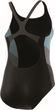 adidas Performance Damen Badeanzug athly x colorblock swimsuit schwarz Bild 5