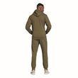 adidas Performance Herren Sport Trainingsanzug Hooded Tracksuit Cotton raw kahki Bild 3