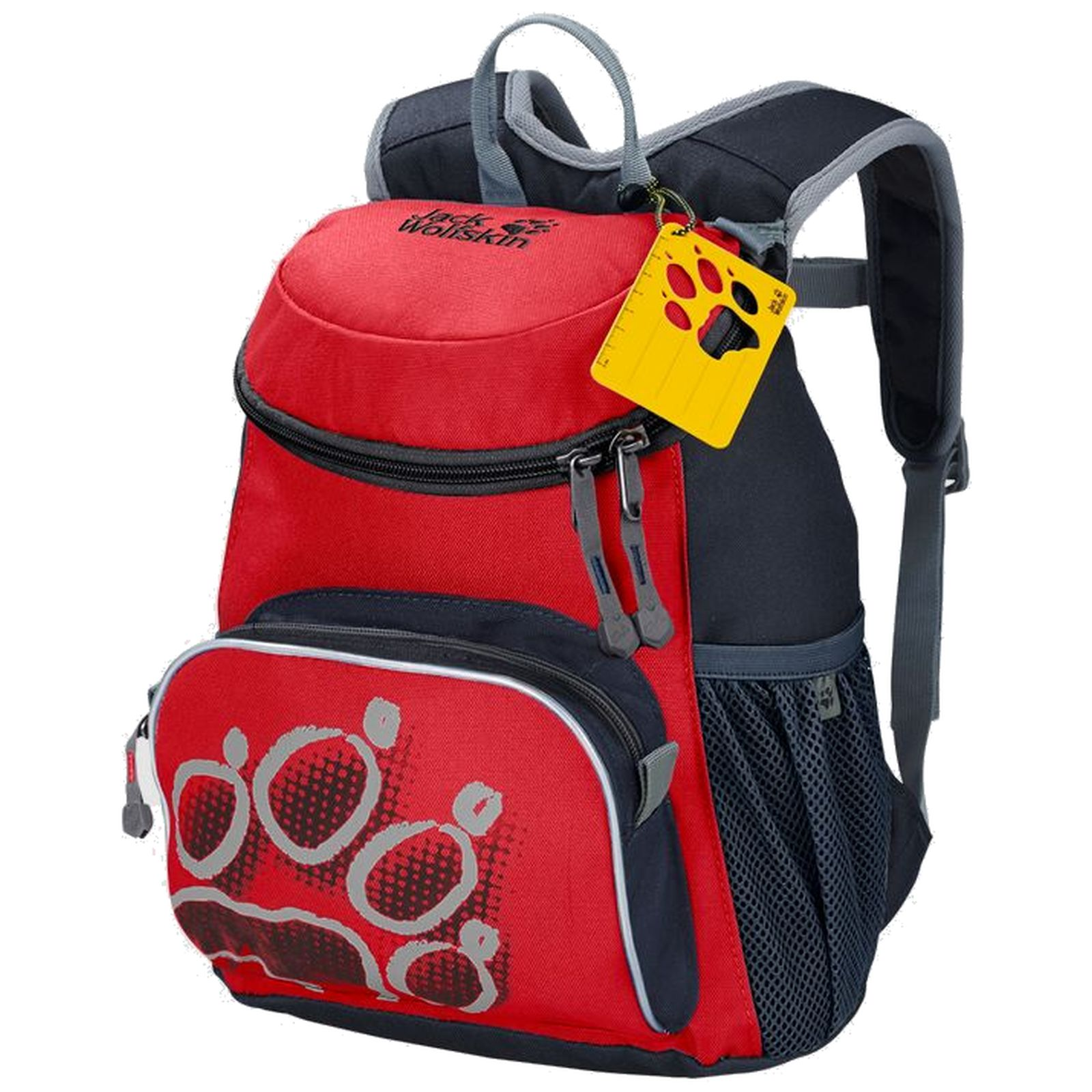 angemessener Preis elegantes und robustes Paket neuesten Stil von 2019 Jack Wolfskin Kinderrucksack Rucksack LITTLE JOE peak red 11 Liter | eBay