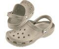 Crocs Damen und Herren Sport-Freizeit-Clog Schuhe Classic Clog beige Bild 6