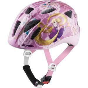 alpina kinder fahrradhelm rocky disney rapunzel. Black Bedroom Furniture Sets. Home Design Ideas