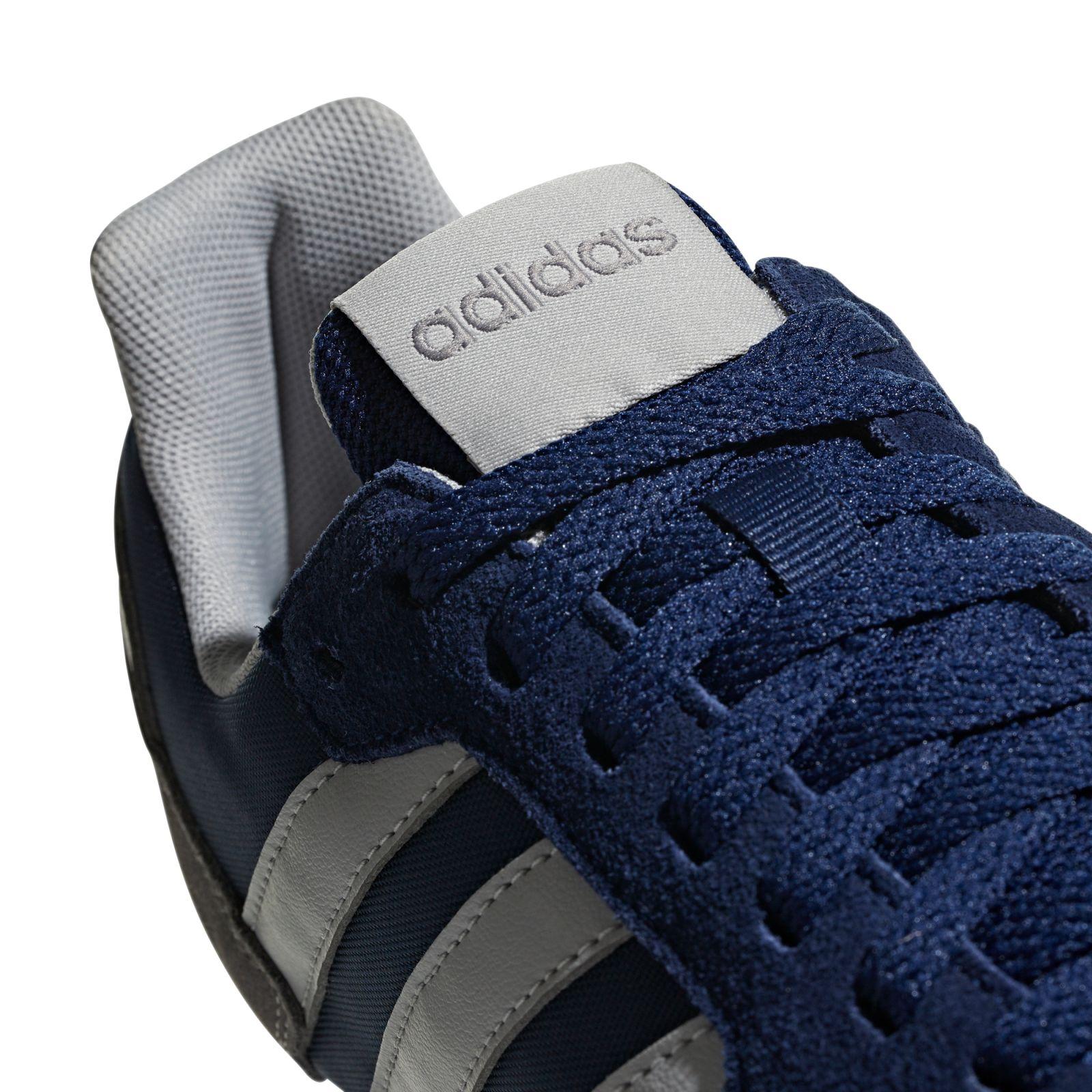 Details about Adidas Core Men's Freizeit Sport Fitness Schuhe Sneaker 8K Blue Blue