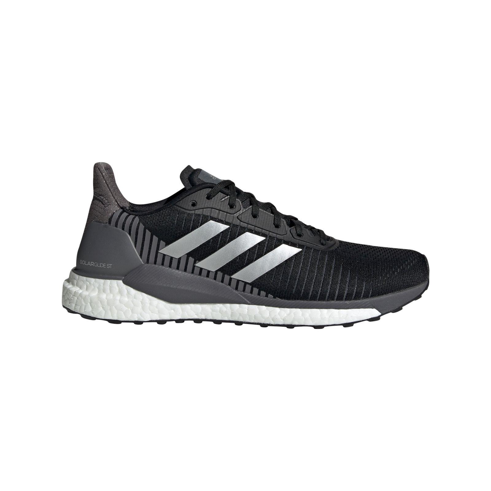Details about Adidas Performance Mens Running Running Shoe Solar Glide ST 19 M Boost Black show original title