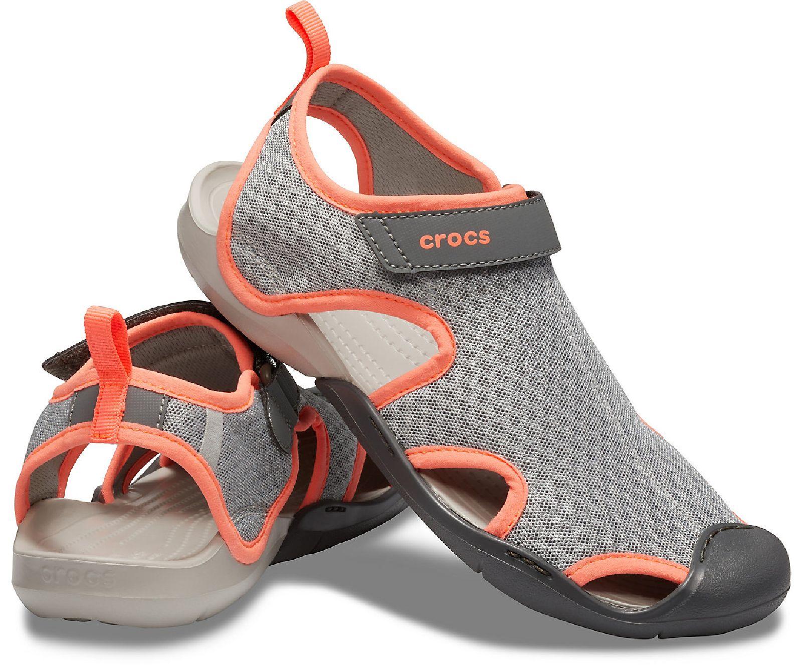 Crocs Damen Kelli Sandalen Freizeit Sommer Schuhe