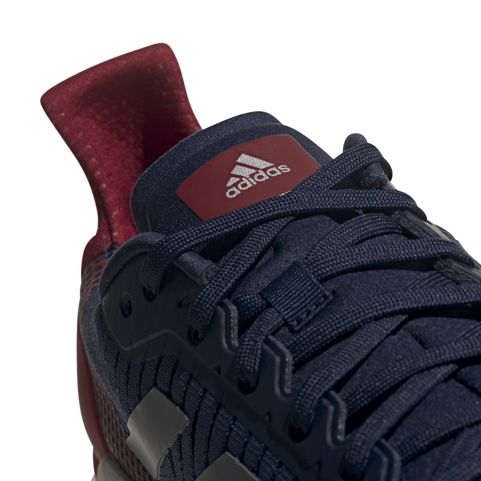 Details about Adidas Performance Mens Running Running Shoe Solar Glide 19 M Boost blue Red show original title