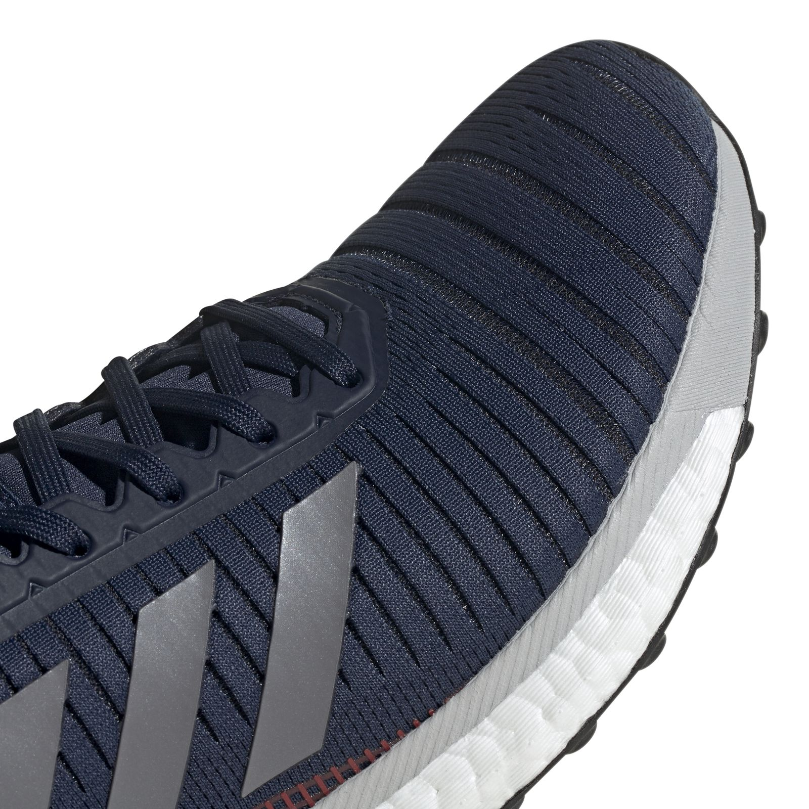 Detalles de Adidas performance señores running mentecato solar Glide 19 m Boost azul rojo ver título original