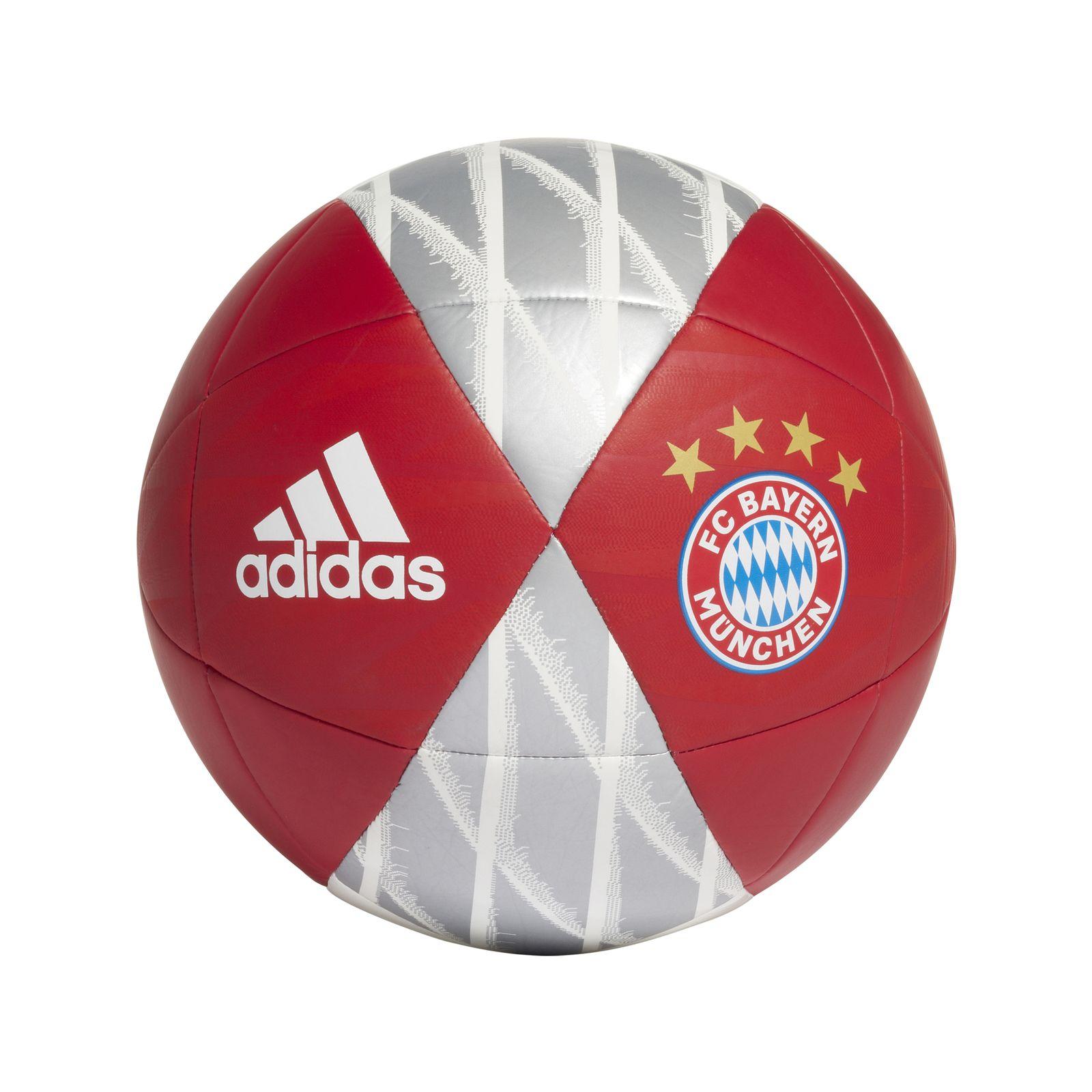 adidas Fussball Bayern München FCB FC BAYERN Capitano rot-weiß