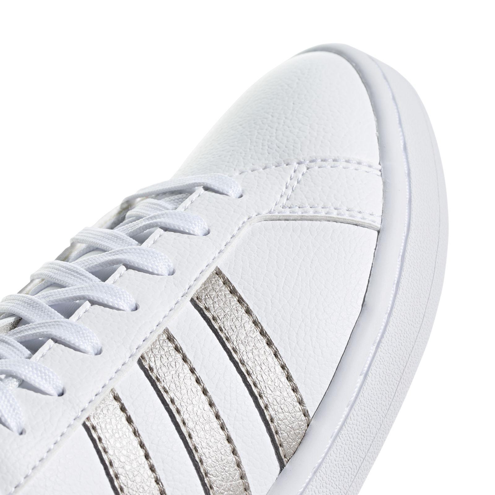 adidas Core Damen Freizeit Fitness Schuh Sneaker Grand COURT