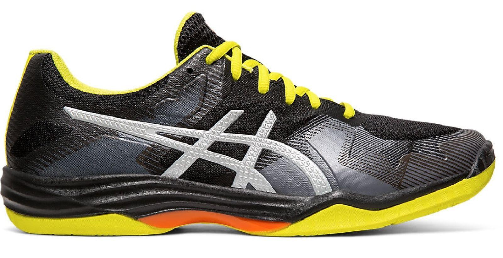 Details about Asics Mens Volleyball Handball Shoes Halls Shoes Gel Tactic 2 M Black show original title