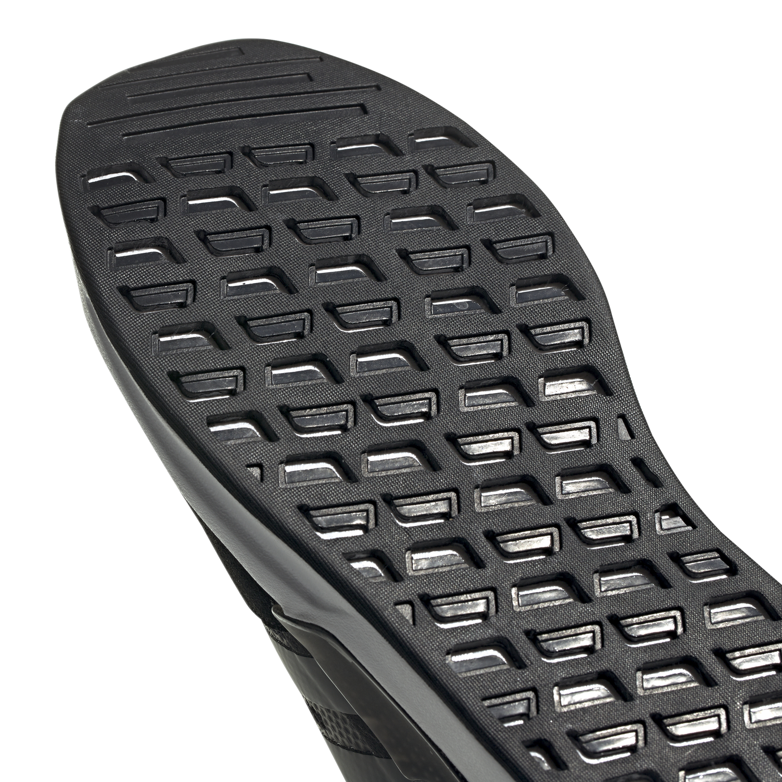 Détails sur Adidas Performance Homme Loisir Fitness Chaussures Baskets RUN90S Noir