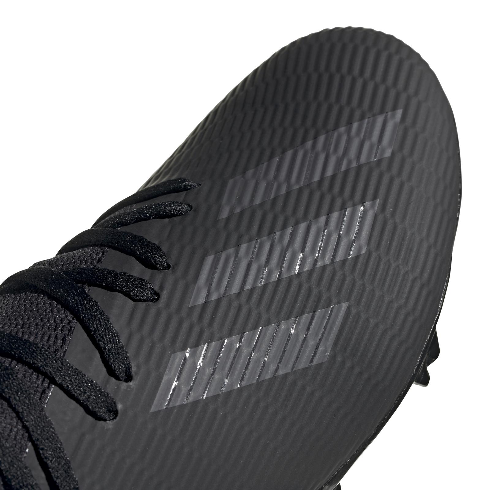 FG 19.3 X Adidas Scarpe Scarpe f35381 Sportive 13 43 NERO
