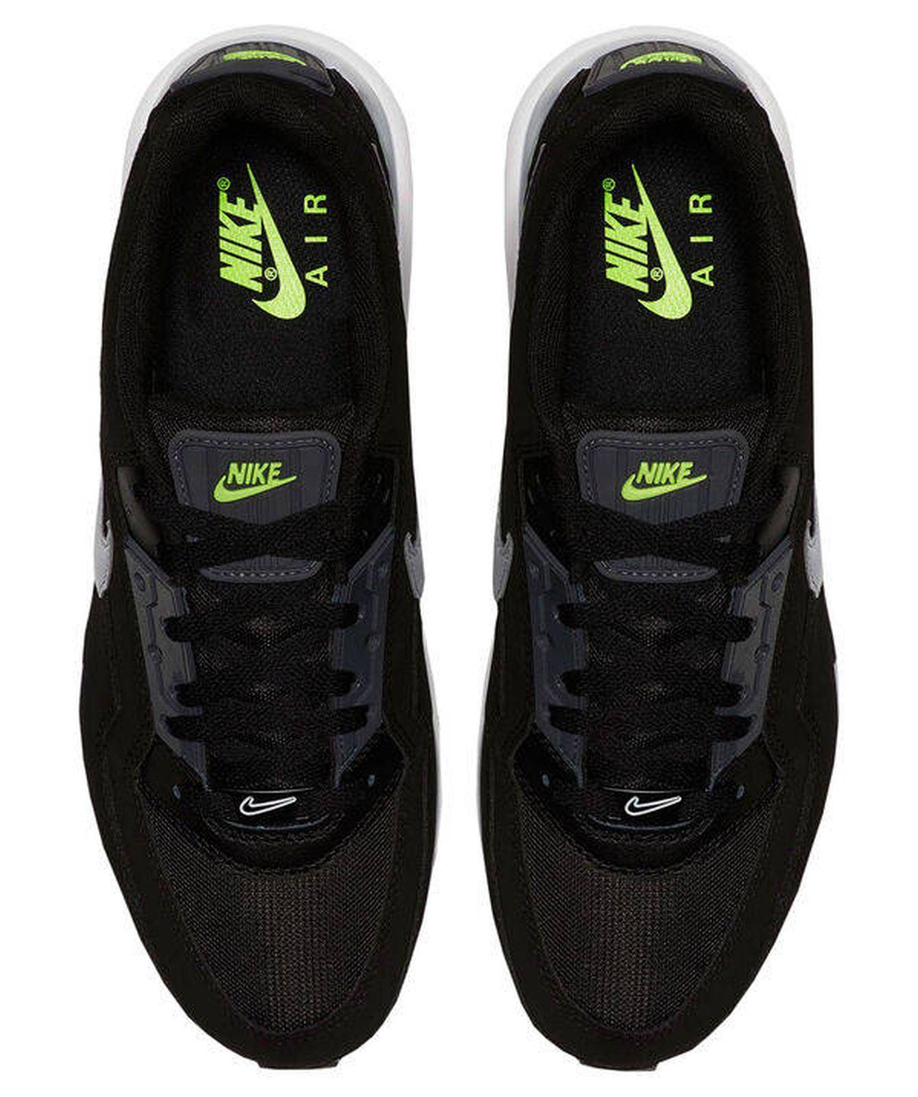 Details about Nike Herren Freizeiit Trend Schuhe Trainers Nike Air Max Ltd 3 Black CK0899