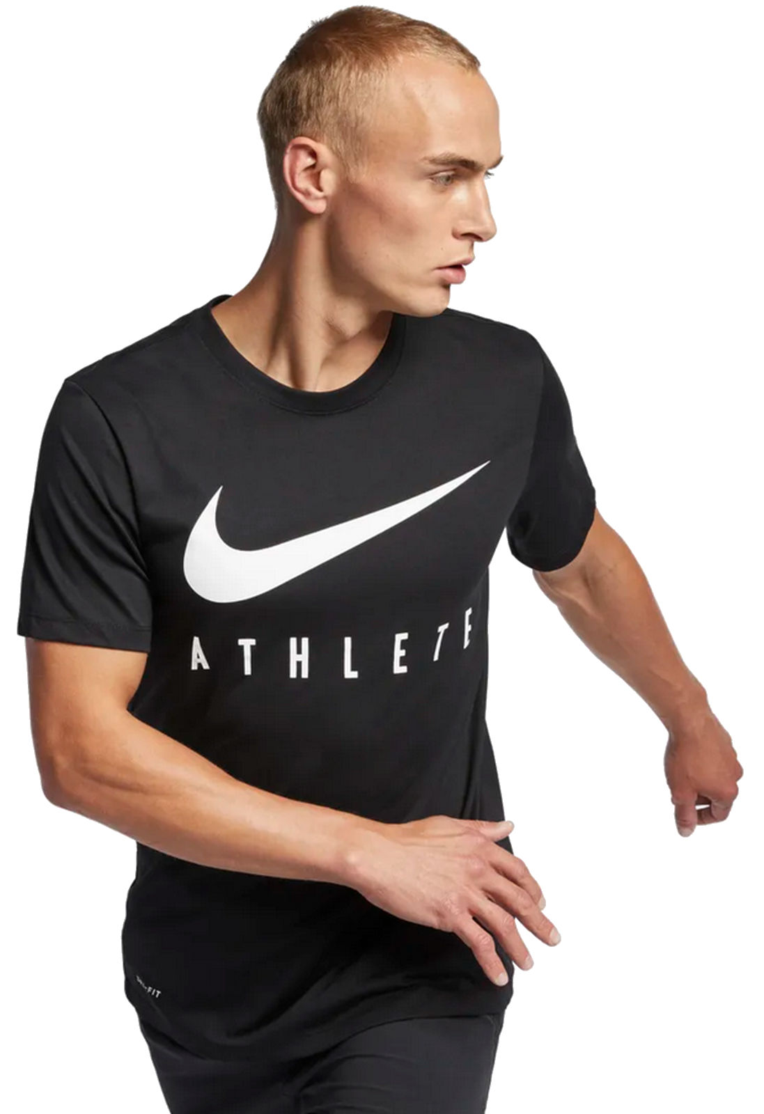 t shirt fitness homme nike