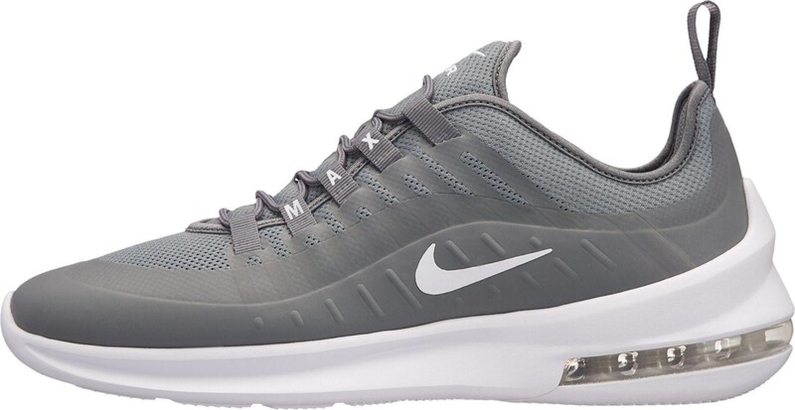 Details zu NIKE Herren Freizeitschuhe Sportschuhe Trend Schuhe Sneaker AIR MAX Axis grau