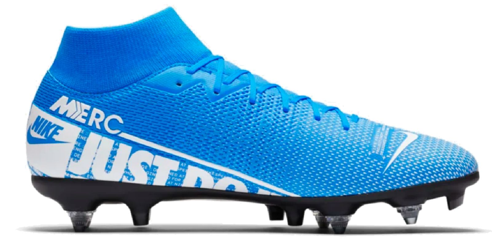 pecador exposición Humano  Nike Fútbol Zapatos Enlistonados Mercurial Superfly 7 Academy Sg ...