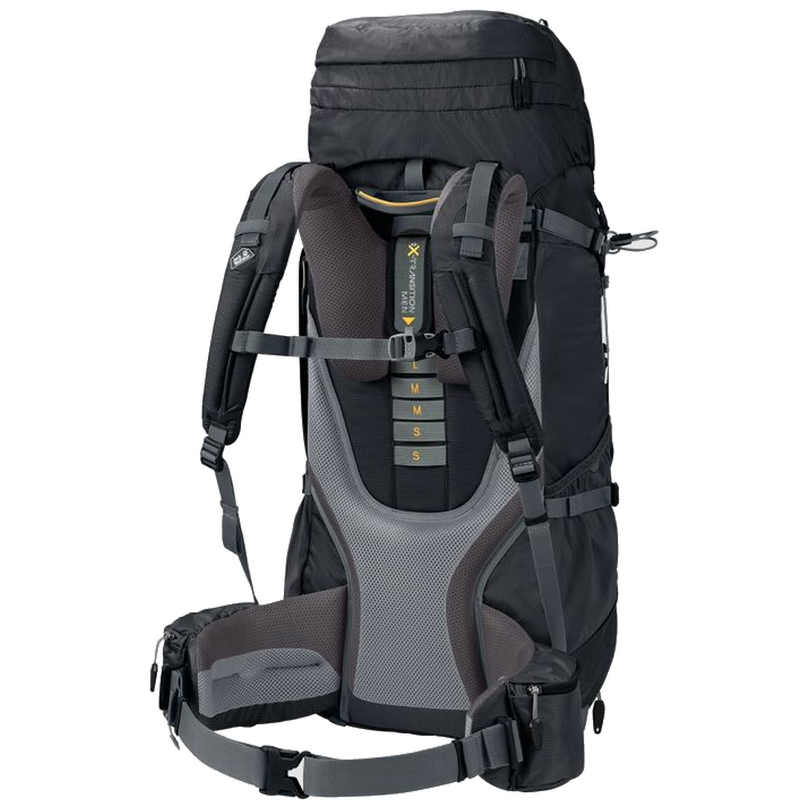 Xt Original About Title Wolfskin 50 Mens Show Details Trekking Hiking Highland Phantom Trail Jack Backpack jL34AR5