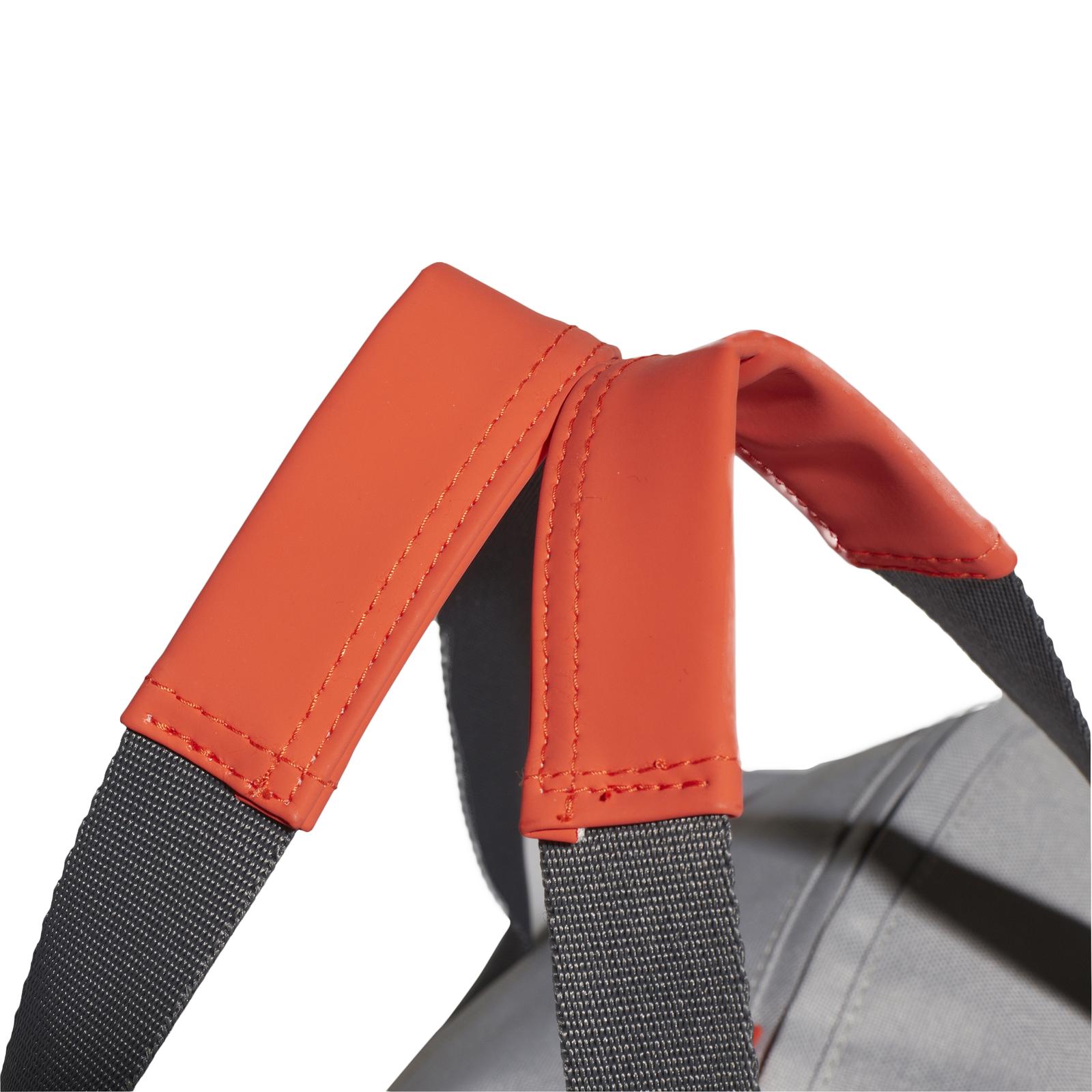 Details about Adidas Ladies Performance Sport Bag Id Dufflebag Grey
