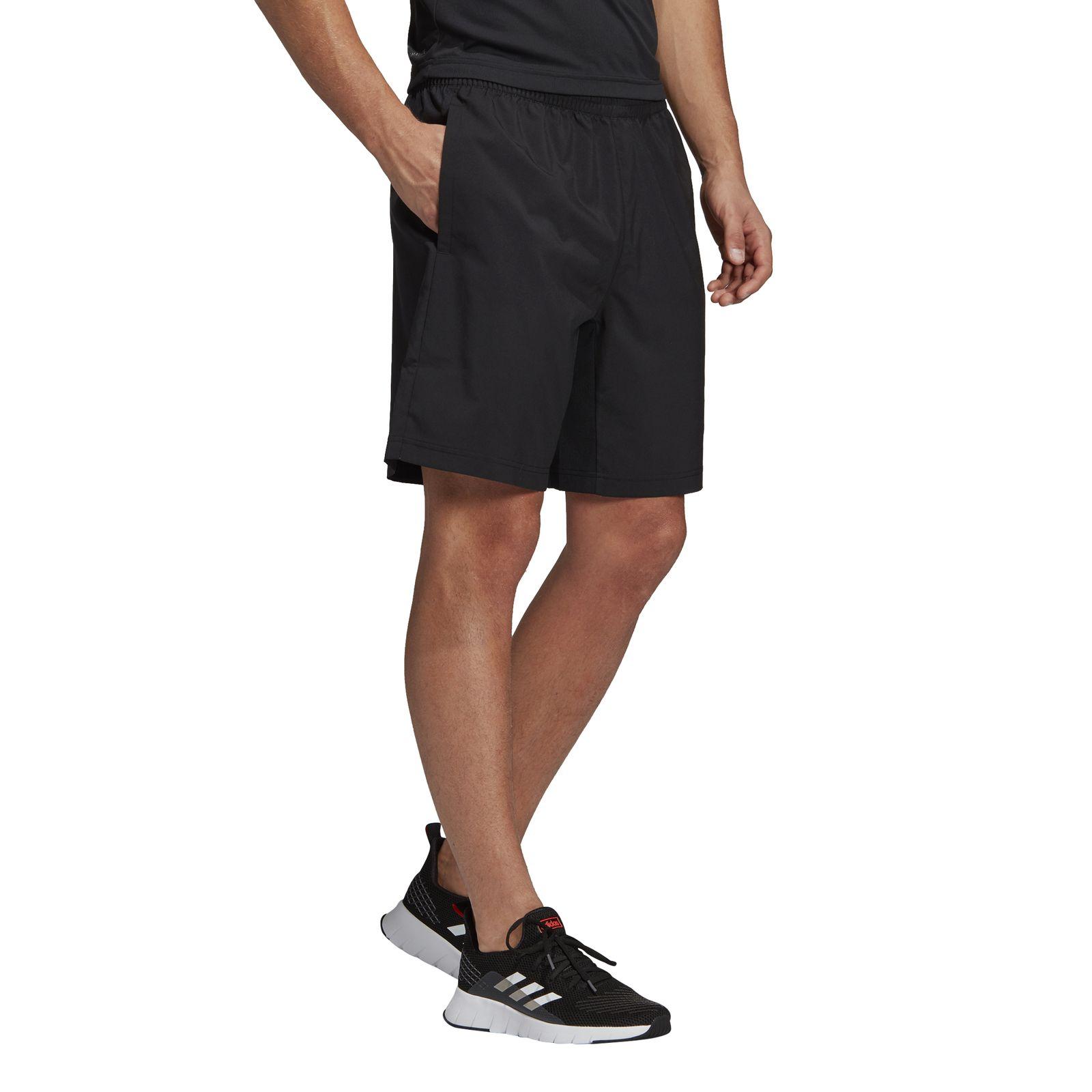 Lada Pez anémona rutina  Adidas Hombre Sport-Trainings-Short Designed2Move Climacool de ...