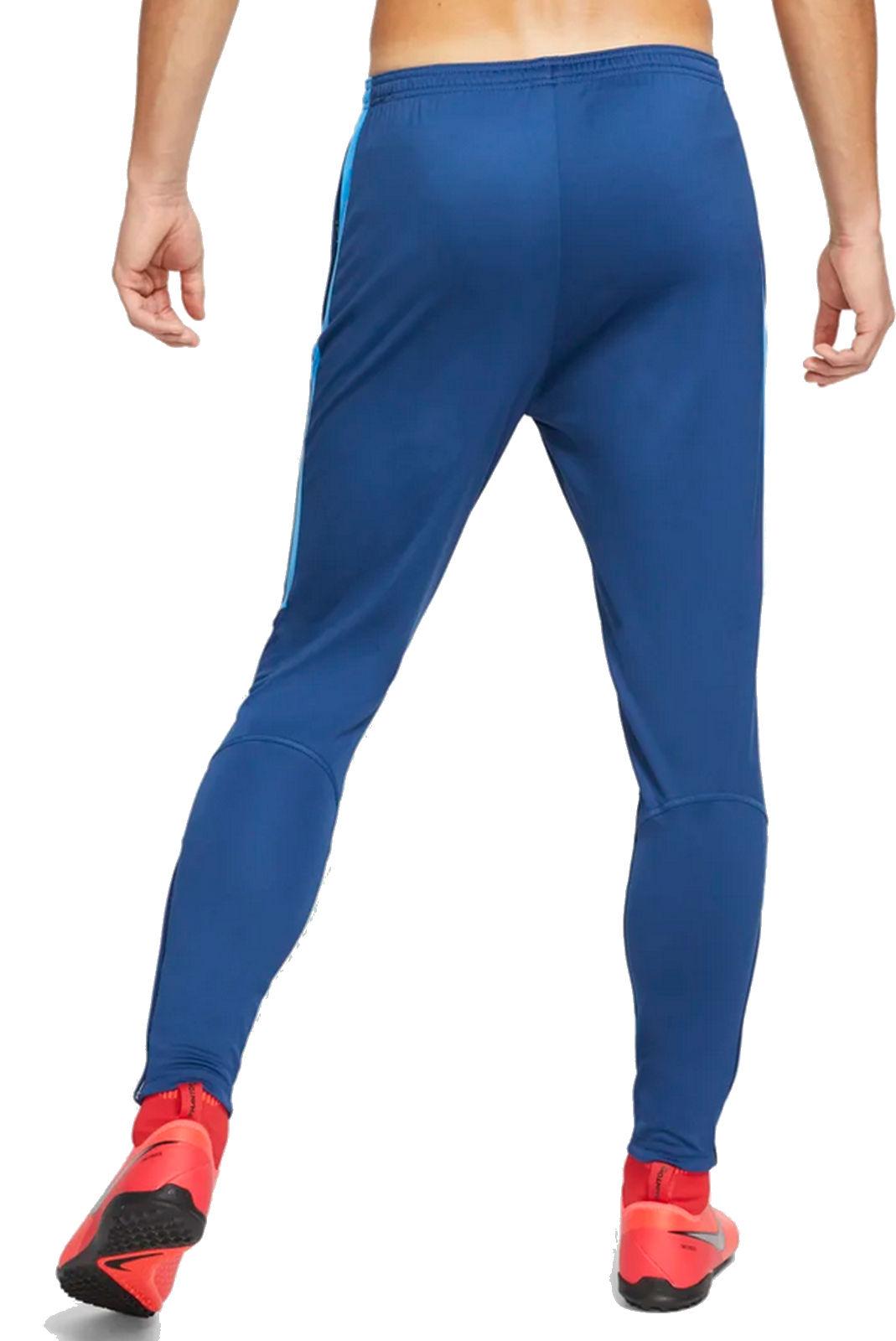 Nike Herren Trainingshose Fußballhose NK Dry-Fit ACADEMY PANT schwarz weiß