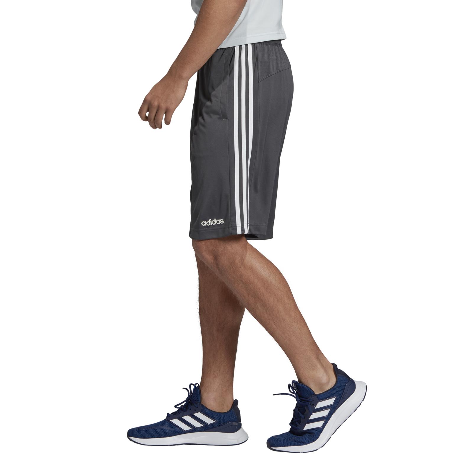 adidas Design 2 Move Climacool 3 Streifen Trainingshose kurz