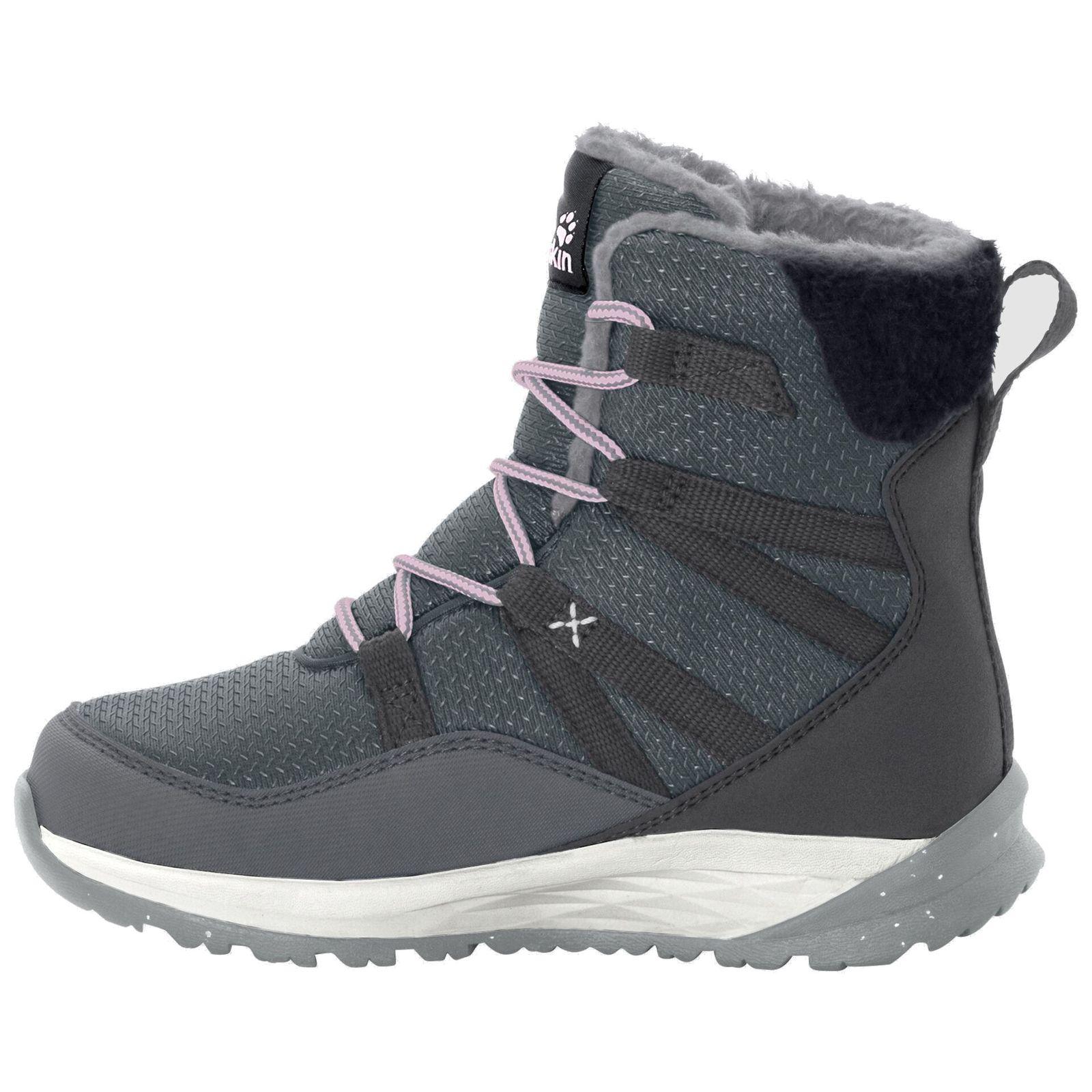Boots High Polar K Shoes Wolfskin Children About Texapore Jack Grey Wolf Details Winter dCQErxBeWo
