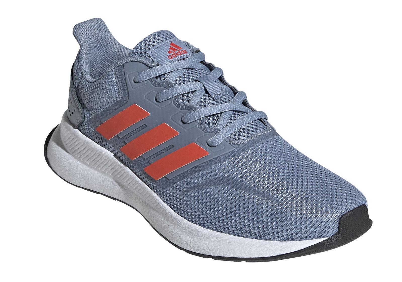 adidas Performance Kinder Running Freizeit-Lauf-Schuhe Tensaur Run C schwarz rot