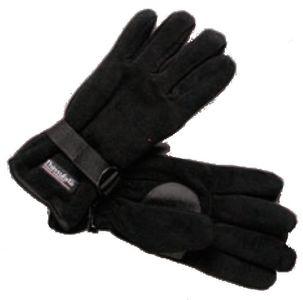 doublesix Strick-Handschuhe Unisex schwarz