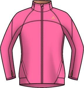 adidas Damen Sequencials CP Jacket W pink